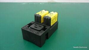 HP 525976-001 200-250V~ 12A Neutral Fusing Unit