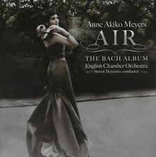ANNE AKIKO MEYERS - AIR: THE BACH ALBUM   CD NEU