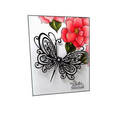 DIY Metal Crafts Cutting Dies Butterfly Shape Troquel Flore Cuts Embossing Paper