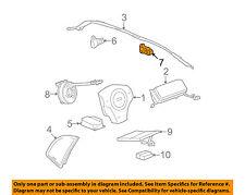 GM OEM Airbag Air Bag SRS-Side Impact Sensor 15821098