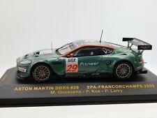 1/43 IXO 2005 Aston Martin Spa Francorchamps #29 Goossens Kox Lamy #GTM030