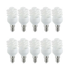 10 x Paulmann ESL Energiesparlampe Spirale 11W E14 Twist Kaltweiß 4000K UVP 89€