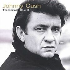 The Original: Best of Johnny Cash [Reissue] [Slimline] by Johnny Cash (CD, Nov-2