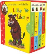 My First Gruffalo Little Library Board Book *BRAND NEW*