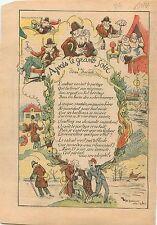 Caricature Politique Après le grand soir Communisme Capitalisme Fortune 1931