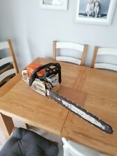 "Stihl chainsaw Ms391 20"" Bar"