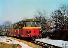 AK, Würtembergische Nebenbahnen GmbH (WBN), Triebwagen T 37, 1981