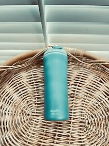 Aladdin Travel Tumbler Coffee Cup E-Cycle 16 oz Teal Green with Lid
