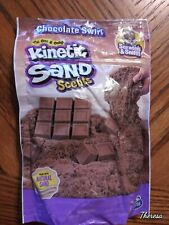 Chocolate Swirl Kinetic Scent Sand Smells Great Made with Natural Sand New No Ta