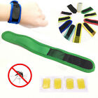 Set 4X Anti Mosquito Bug Insect Repellent Bracelet Wrist Band Repellent Refills