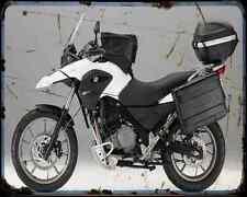 Bmw G 650Gs 11 7 A4 Metal Sign Motorbike Vintage Aged