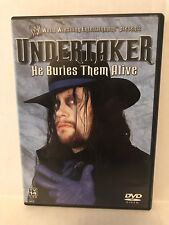 WWE: Undertaker - He Buries Them Alive DVD Wrestling