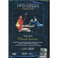Orlando Furioso - Antonio Vivaldi Opera Collection - Del Prato - DVD DL001055