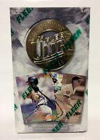 1995 Fleer ULTRA series 2 MLB Baseball card box 36 packs (factory sealed)