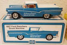 1/25 Eastwood Automobilia 1957 Ford Ranchero Street Mackine Bank