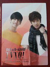 TVXQ DBSK Tohoshinki official SMTown III Korea ver 1 Yunho Changmin photocard