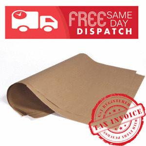 Brown Packaging Kraft Paper Sheets 380 x 510mm 70 GSM /Choose Qty/