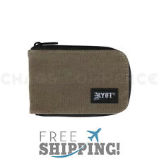 RYOT SmellSafe GOO Wallet with NoGoo - Olive