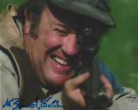 M. EMMET WALSH SIGNED AUTHENTIC 'THE JERK' 8x10 PHOTO w/COA ACTOR PROOF