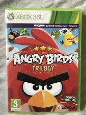 Angry Birds Trilogy Game for Microsoft Xbox 360
