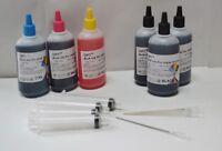 Bulk 600ml refill ink for Epson printer WP-4533 WP-4540 WF-3620 WF-7110 WF-3640