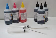 600ml refill ink for Brother LC61 DCP-J125 DCP-J140W MFC-250C MFC-255CW MFC-290C