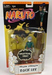 "Mattel Shonen Jump Naruto 5"" Rock Lee Variant Action Figure"