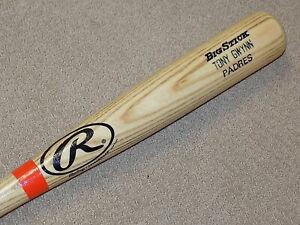 Tony Gwynn Adirondack Game Bat San Diego Padres HOF