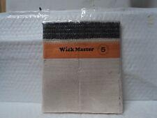 Wick Master #5  Kerosene Heater Wick.... New