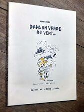 Fred Lusson DANS UN VERRE DE VENT et LE RÊVEUR ET SON ÂME Éd. de la Seine 1948