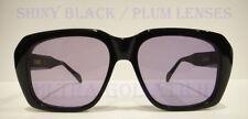 Ultra Goliath II / 2 Sunglasses Black / Plum Ocean's 11 Casino Robert De Niro