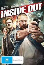 Inside Out (DVD, 2011) - Region 4