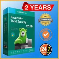 Kaspersky Total Security 2019 Antivirus 2 Year - Global Version