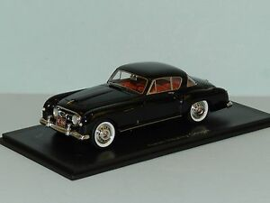 Neo Scale Models 1/43 1954 Nash Healey Coupe Black MiB