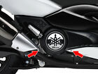 2 diapason adesivi per Carter Variatore Yamaha TMax TMAX 500 530 stickers decals