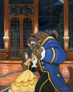 """""""First Dance"""" by Paige O'Hara inspired by Beauty and the Beast"""