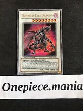 french hundred-eyes Carte Yu-Gi-Oh Dragon aux Cent Yeux LC5D-FR154 super VF