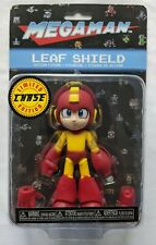 Mega Man - Chase Edition - Leaf Shield Limited Edition - Funko - Action Figure