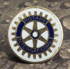 Rotary International lapel pin pre-owned