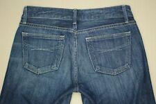 Gap Sexy Boot Cut Jeans Women's Size 26 / 2 Long Medium Tint Wash Denim