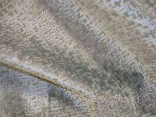 One yd COWTAN TOUT CUT Viscose VELVET EDWIN Celadon UPHOLSTERY FABRIC BTY 3 left