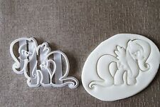 MY LITTLE PONY FLUTTERSHY COOKIE CUTTER IDEAL FOR FONDANT, GUMPASTE CAKE TOPPERS