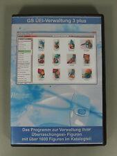 ZUBEHÖR: GS Ü-Ei Verwaltung 3 plus auf CD-ROM