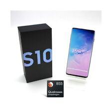 "SMARTPHONE SAMSUNG GALAXY S10 128GB PRISM WHITE BLUE 6,1"" SNAPDRAGON G973U1."