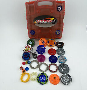 Beyblade Metal Masters Carrying Storage Travel Case 2010 Blades & Accessories