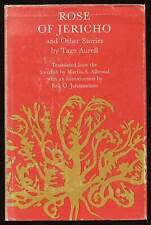 Tage AURELL / Rose of Jericho and Other Stories First Edition 1968