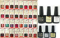 CND Shellac UV Nail Polish Base Coat, Top Coat, Xpress 5 - Choose from ANY