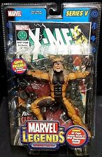 "Marvel legends série V (5) Sabretooth NEUF! rare! (WOLVERINE/X-men) 6"" Figure"