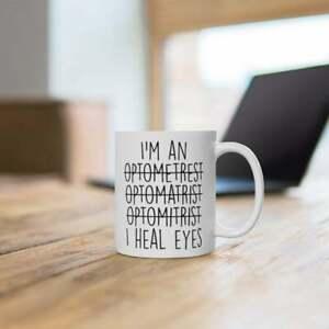 Optometrist Gift Optometrist Mug Funny Gift For Optometrist Optometry Gift