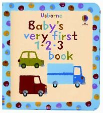 Baby's Very First 1-2-3 Book (Baby's Very First Board Books)